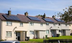 Solar feed-in tariffs fall by half