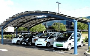 First Solar-Powered Electric Car Charging Stations Open in Sofia, Bulgaria