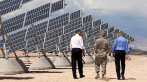 Military-Owned Lands in CA and NV Could Yield 7 GW of Solar Power