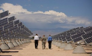 Military bases in Mojave desert could generate 7GW of renewable solar powercould