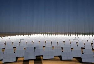 Solar Energy in the Arabian Peninsula German, Swiss Investment Firms Plan $2-Billion Project