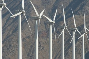5 of California Now Powered by Wind