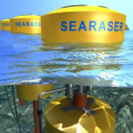 A Wave Power Generator with a Twist It Generates Electricity On Dry Land